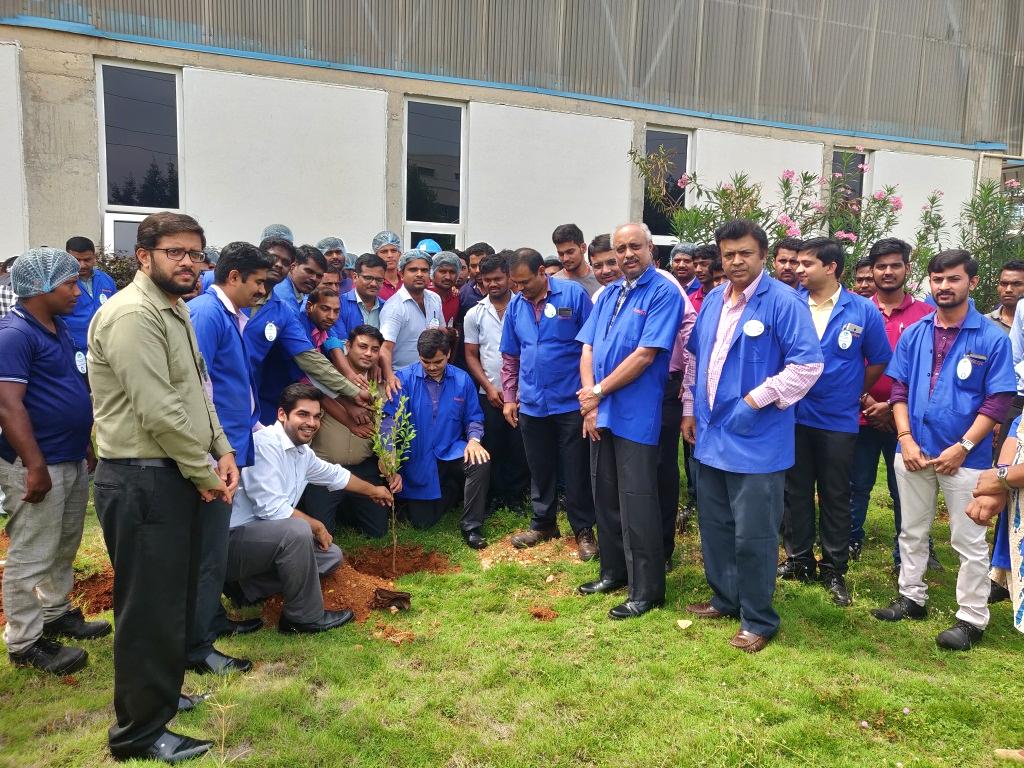 RenewSys facility, Bengaluru - Environme