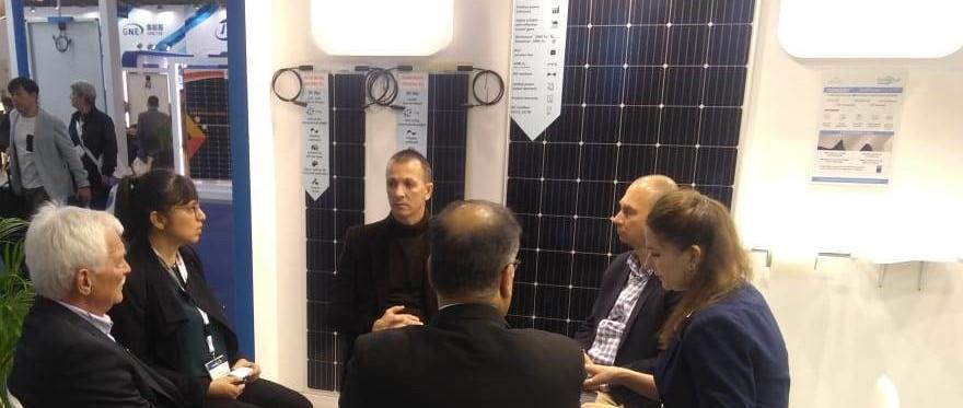 Intersolar Europe 2019-RenewSys India Pv