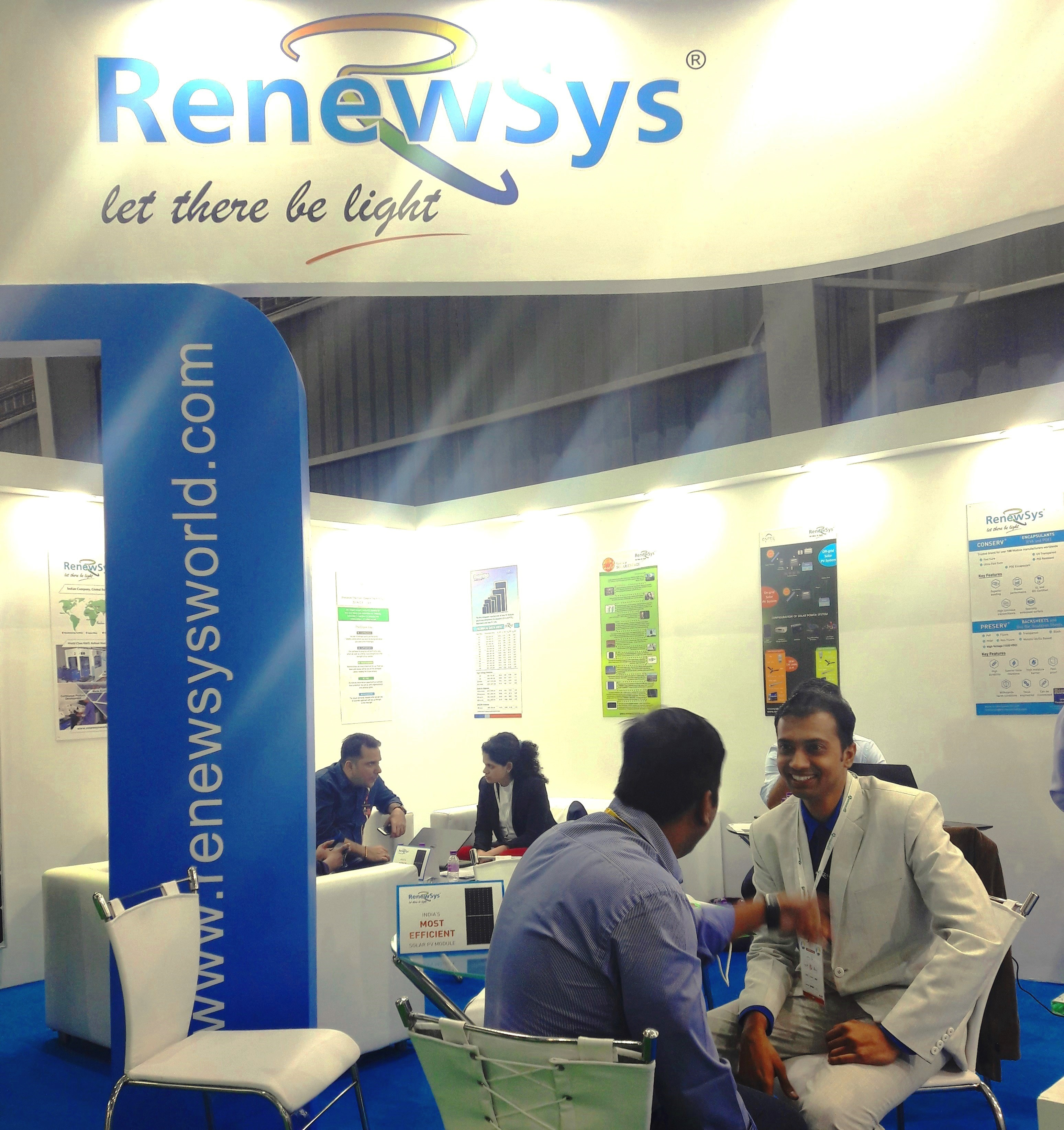 RenewSys at Greenbuild