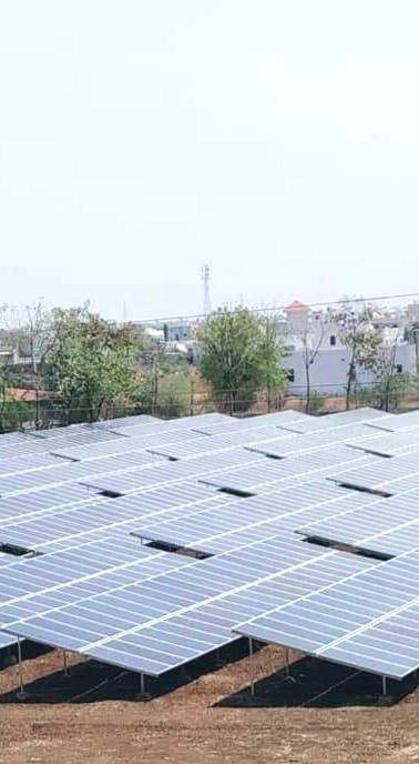 800 KW at Shegoan, Maharashtra