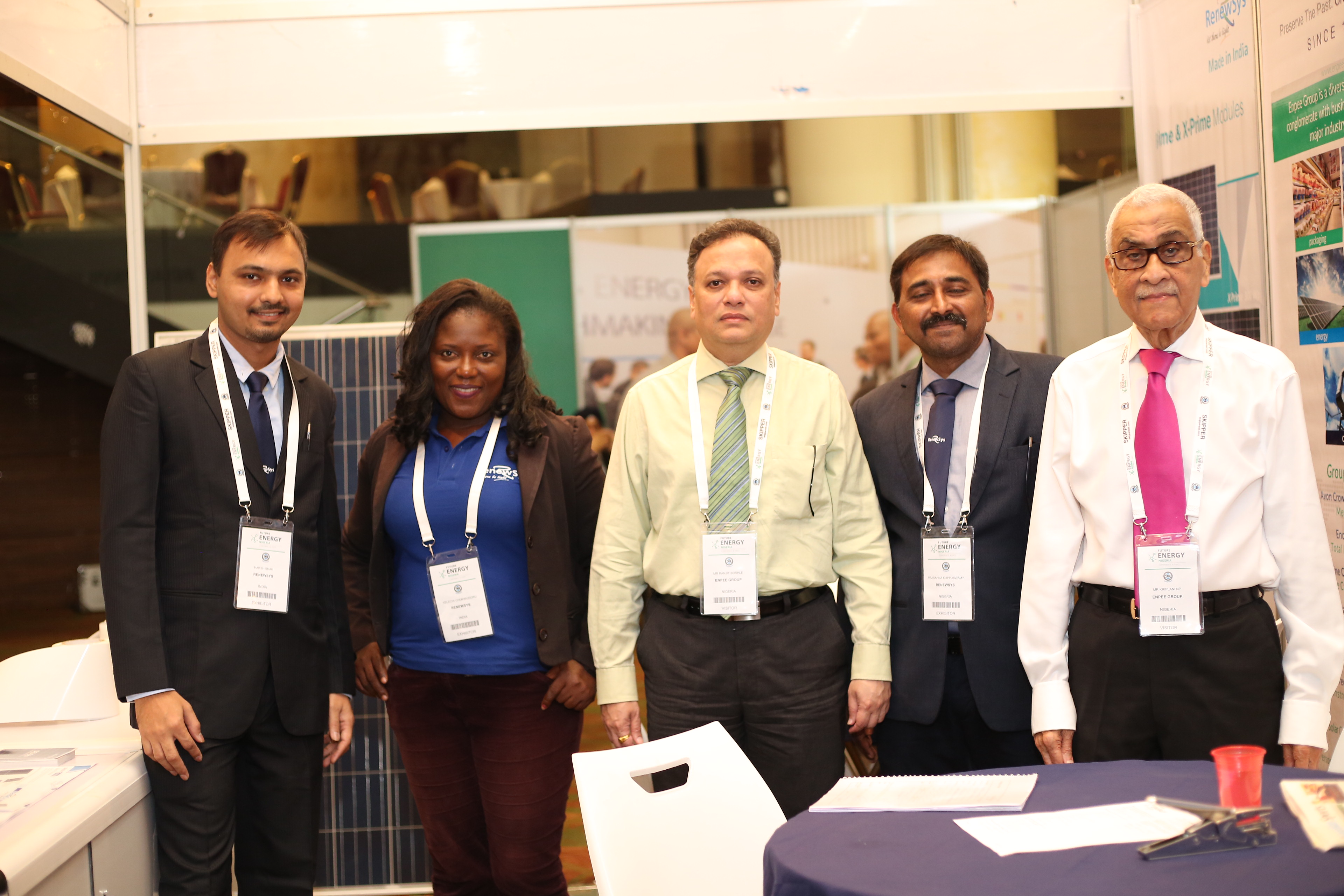 RenewSys at Future Energy Nigeria 2018