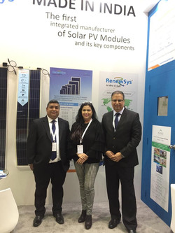 Team RenewSys at WFES