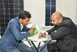 RenewSys at South Africa-Solar Show.