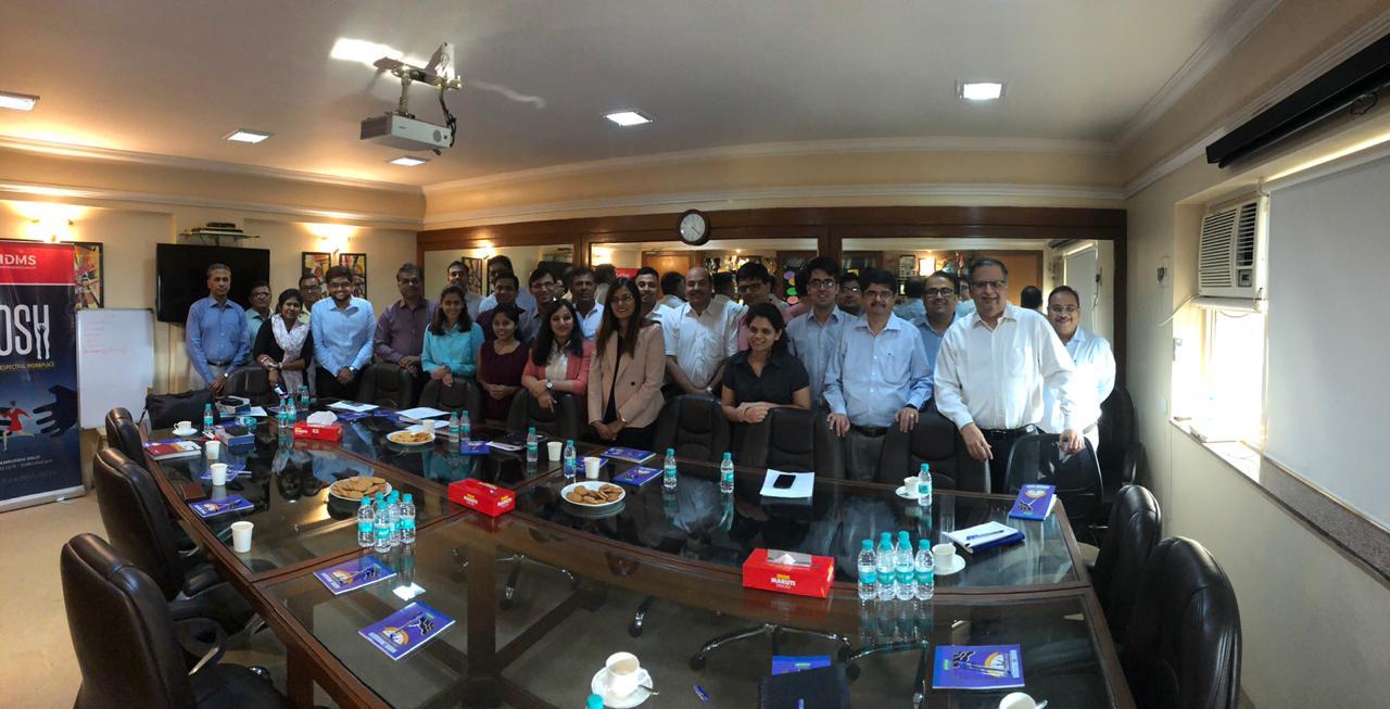 POSH Training at Mumbai office