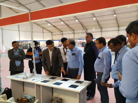 2019 - Lakshya Expo, Unjha