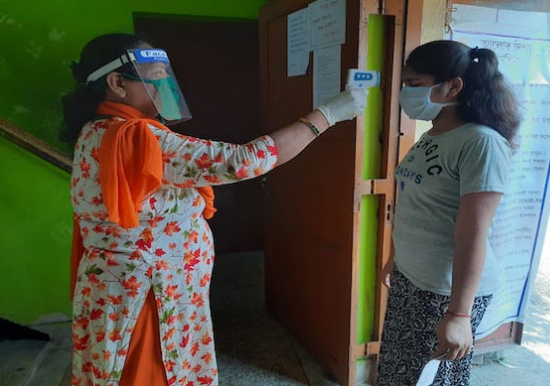 RenewSys provides PPE kits to 21 eye hospitals