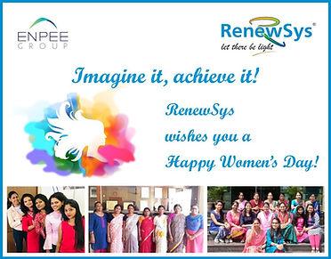 LinkedIn - RenewSys wishes you a Happy W