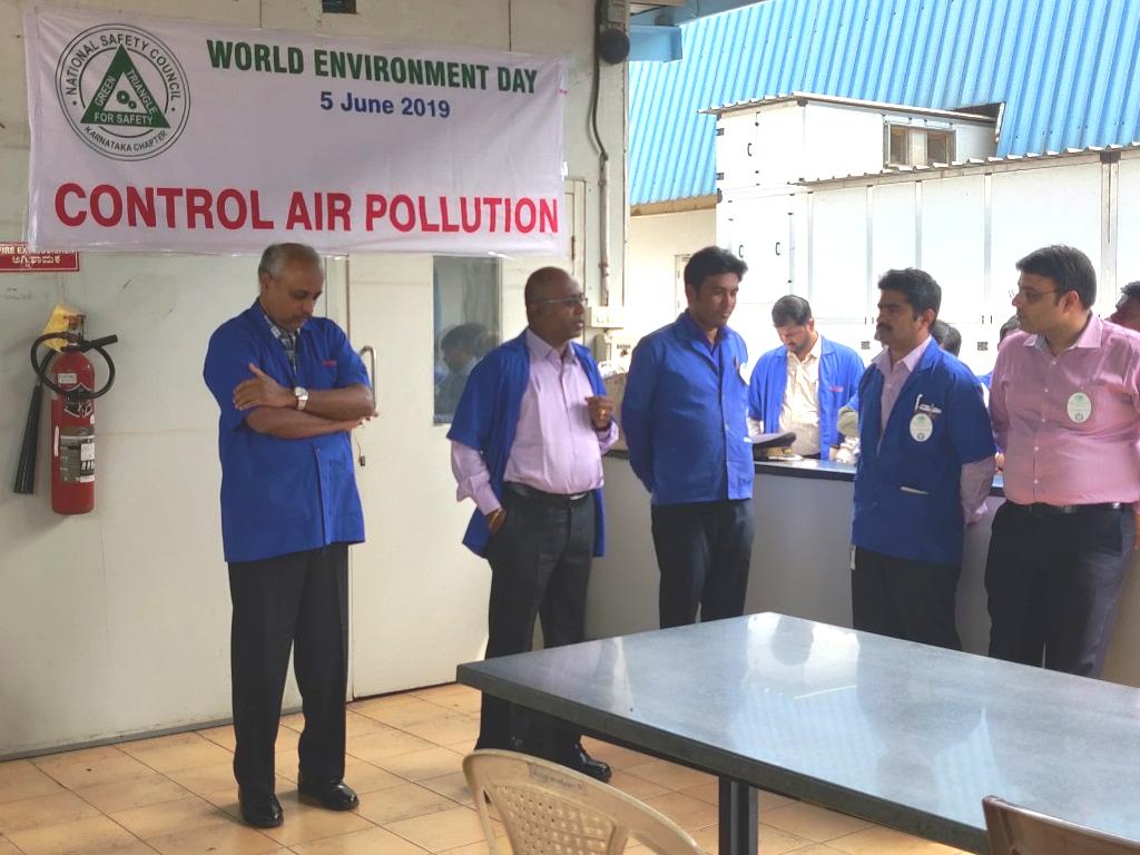 RenewSys facility, Bengaluru - Celebrati