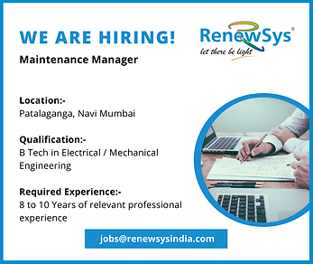 We are hiring-Maintenance Manager.png