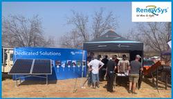 RenewSys at Kragdag Expo in Pretoria