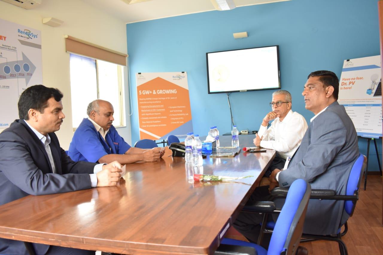 open House - RenewSys Bengaluru Facility