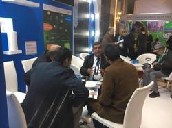RenewSys at the Solar Show MENA