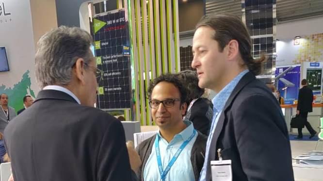 RenewSys India Pvt. Ltd. - Intersolar Eu
