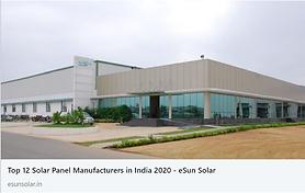 Top 12-eSun Solar.png