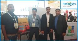 Team RenewSys at RenewX, Hyderabad