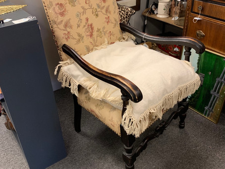 Vintage Chair Deconstruction