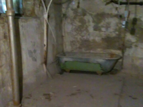 BEFORE- Tub in basement.PNG