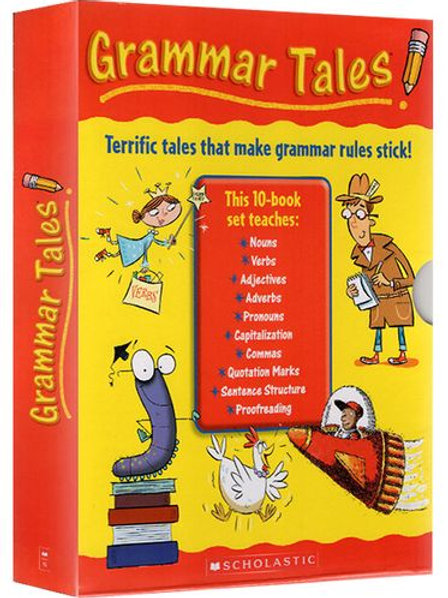Grammar Tales