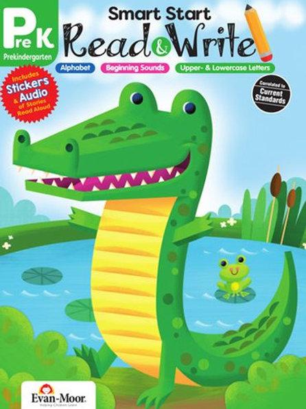 Pre-K Smart Start Read & Write
