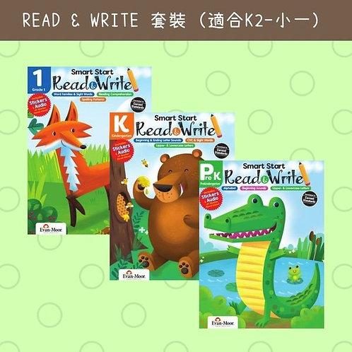 Smart Start Read & Write 套裝
