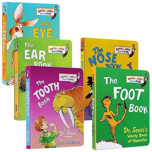 Dr. Seuss's Early books for beginning beginners