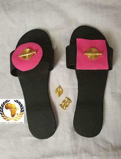 Sandalettes Nylan Création