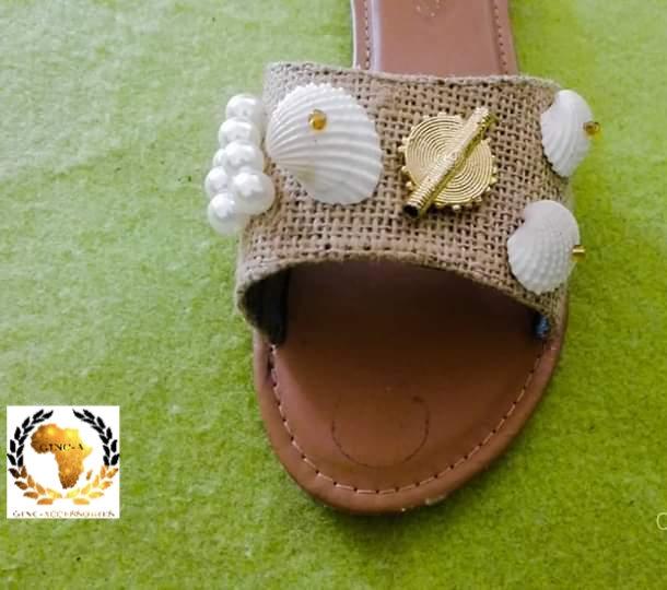 Sandales Nylan Création