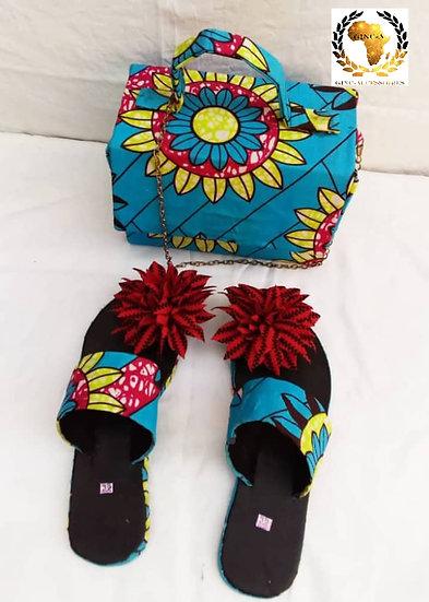 Chaussure et sac a main