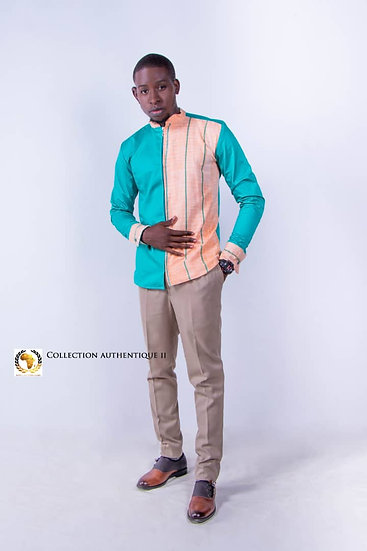 """Chemise homme """"Collection Authentique II"""""""