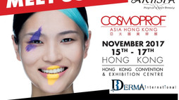 15-17.11.2017 ARTiSPA took part in the largest fair in the Asia-Pacific region - COSMOPROF ASIA HONG