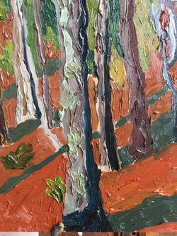 Floyd Woods VII Detail