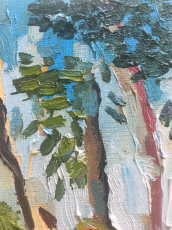 Floyd Woods IV Detail
