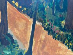 Crunchy Leaves Detail