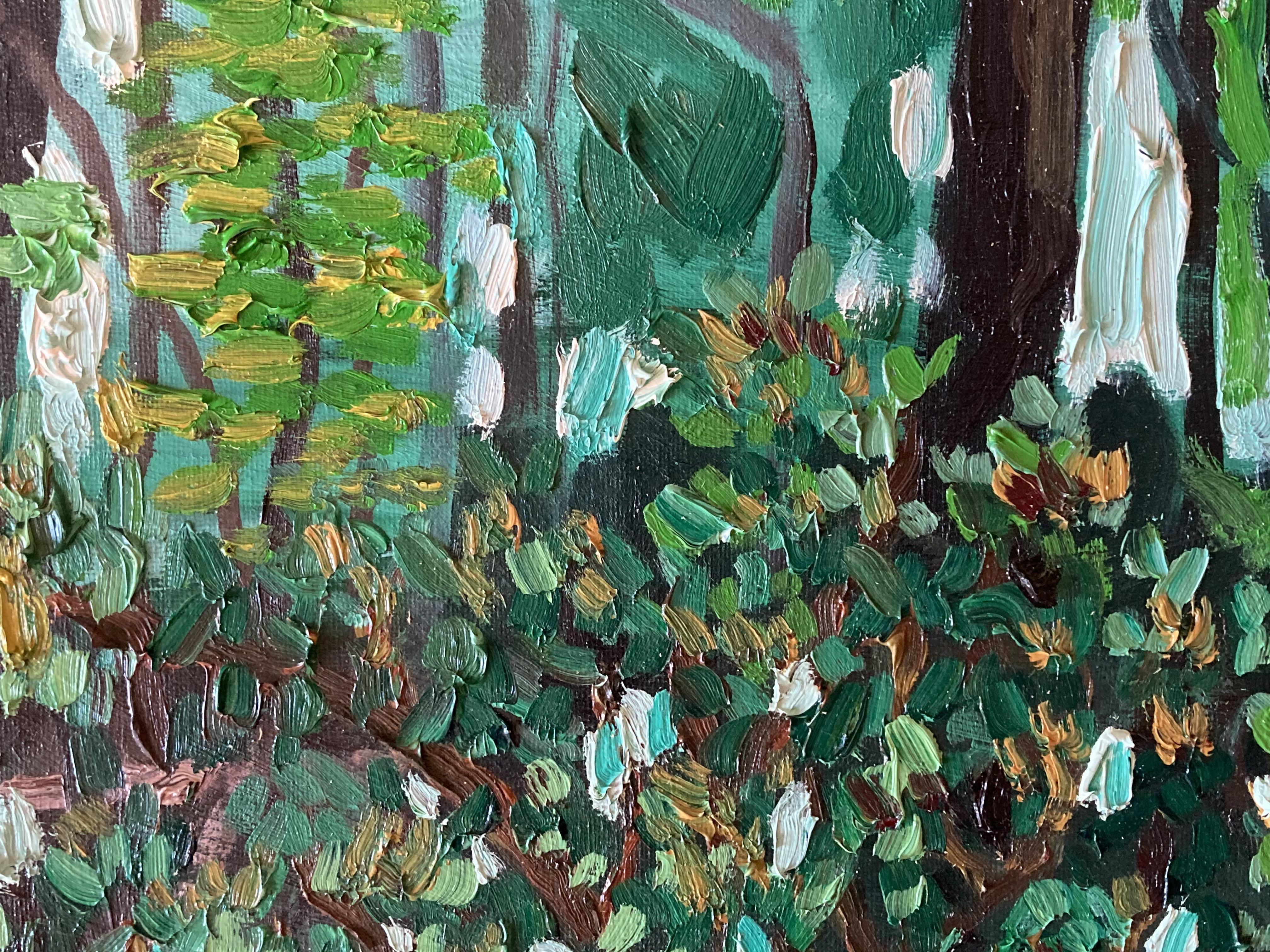 Floyd Woods VIII Detail