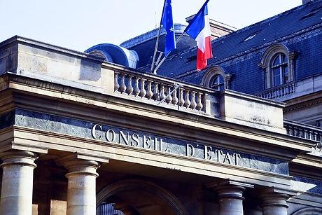 Fronton-Conseil-Etat-place-Palais-Royal-