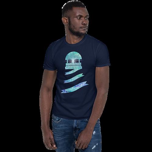 Lighthouse Short-Sleeve Unisex T-Shirt
