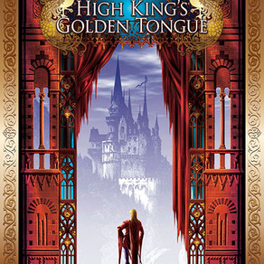 Book Review: The High King's Golden Tongue by Megan Derr
