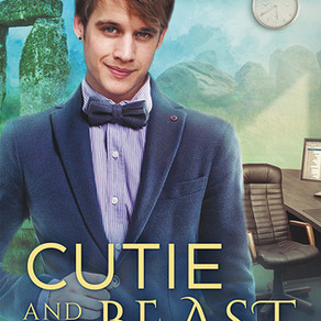 Book Review: Cutie and the Beast by E.J. Russell