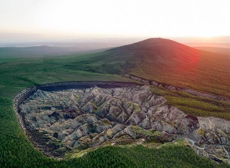 Arctic Meltdown: The perils of a thawing permafrost