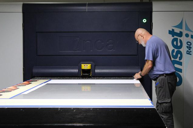 Large Format Machine