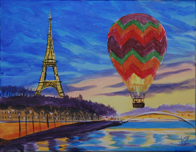 Paris Balloon s