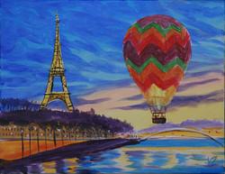 Paris Balloon s