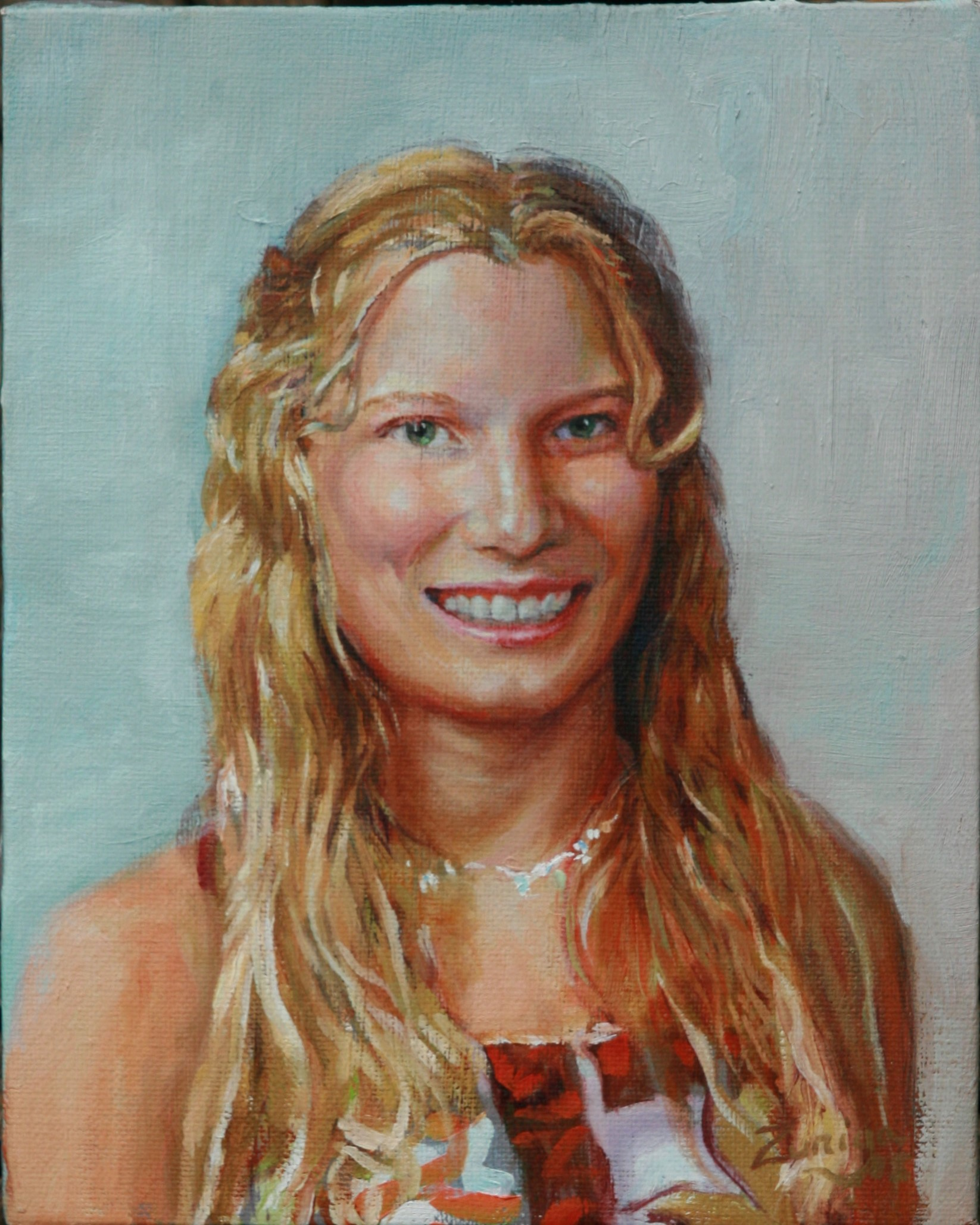 Portrait of Lynnea