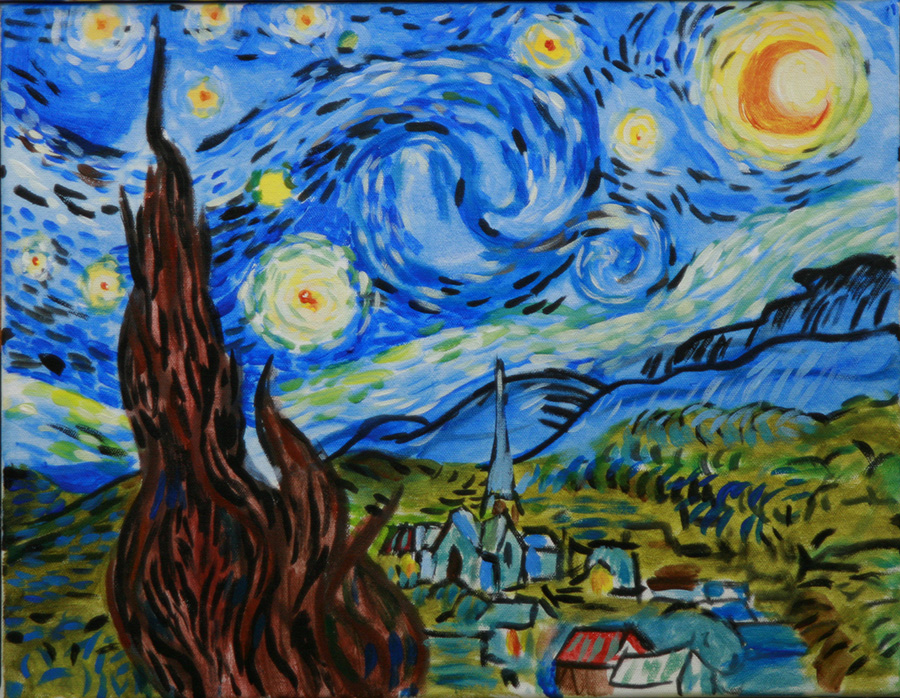 Starry Night_m
