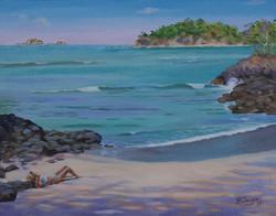Las Gemelas Beach, Costa Rica