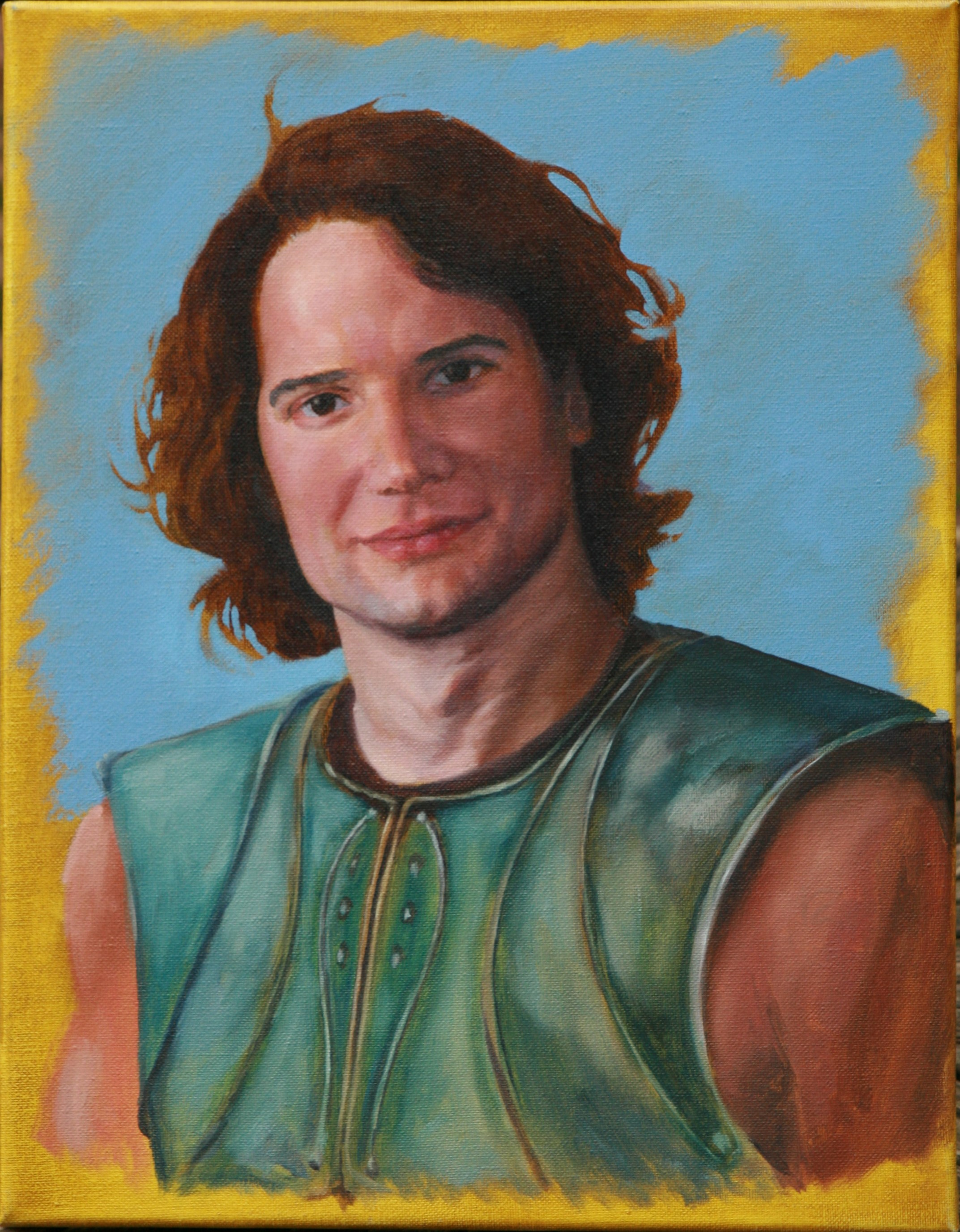 Mythical Portrait of Daryl