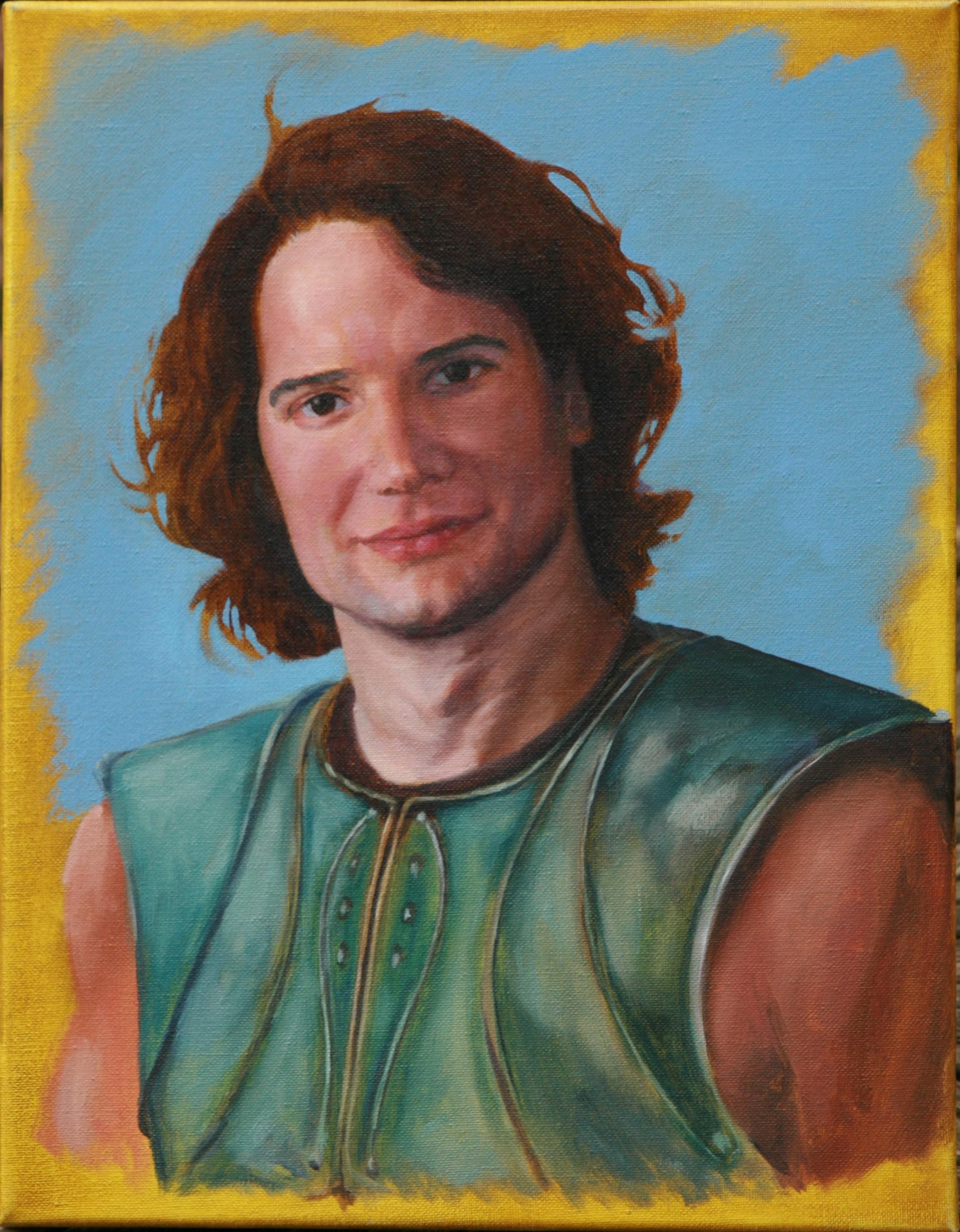 Mythical Portrait of Daryl