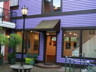 Zuniga Studio on Whidbey Is.