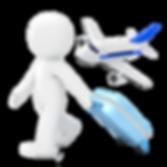 Mannetje Kantoor Wysmans vakantie annulatieverzekering reisverzekering