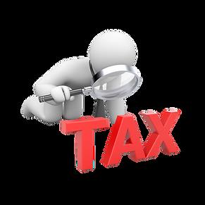 Kantoor Wysmans mannetje fiscaliteit, belmastingen, belastingbrief
